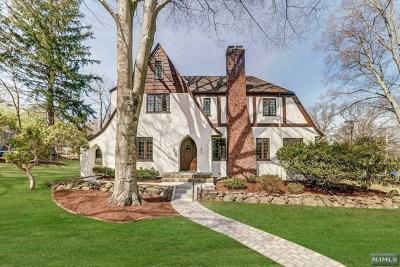 Ridgewood Single Family Home For Sale: 7 Fairmount Road