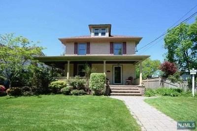 Ho-Ho-Kus Single Family Home For Sale: 35 Elmwood Avenue