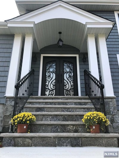 Hasbrouck Heights Single Family Home For Sale: 238 Williams Avenue