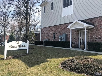 Hasbrouck Heights Condo/Townhouse For Sale: 10 Terrace Avenue #14