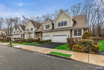 Montvale Condo/Townhouse For Sale: 126 Greenway