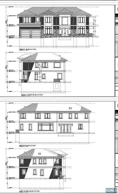 Paramus Single Family Home For Sale: 194 Fredrick Street