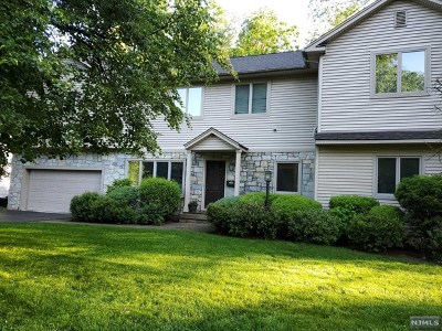Closter Single Family Home For Sale: 105 High Street