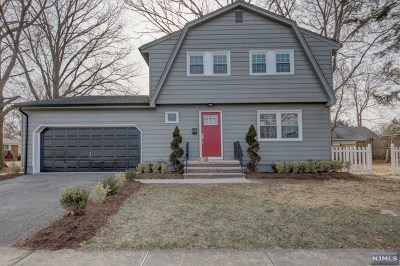 Fair Lawn Single Family Home For Sale: 7-06 Canger Place