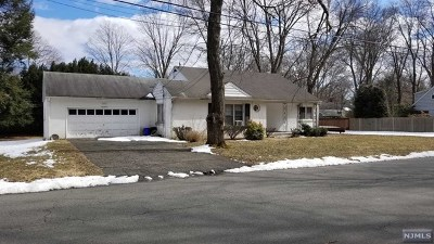 Closter Single Family Home For Sale: 99 Haring Street