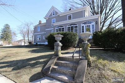 Dumont Multi Family 2-4 For Sale: 33 Larch Avenue