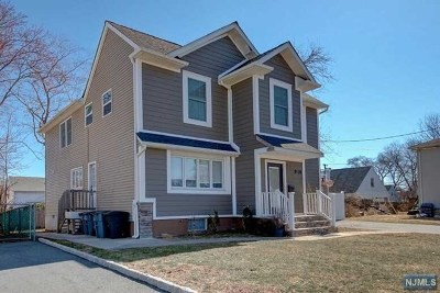 Fair Lawn Single Family Home For Sale: 9-01 Dewey Place