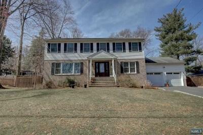 Demarest Single Family Home For Sale: 43 Prescott Street