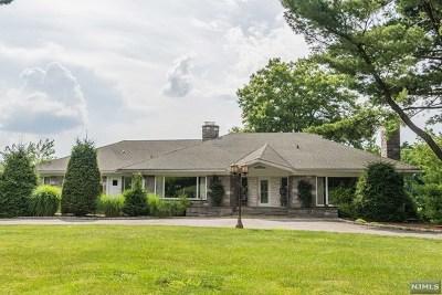 Passaic County Single Family Home For Sale: 715 Totowa Road