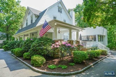 Allendale Single Family Home For Sale: 775 West Crescent Avenue