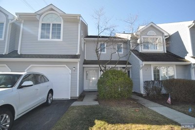 Montville Township Condo/Townhouse For Sale: 3 West Springbrook Road