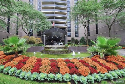 Fort Lee Condo/Townhouse For Sale: 1512 Palisade Avenue #7k