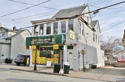 Clifton Multi Family 2-4 For Sale: 117 Valley Road