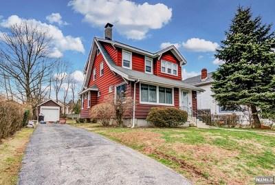 Teaneck Single Family Home For Sale: 378 Woodbine Street