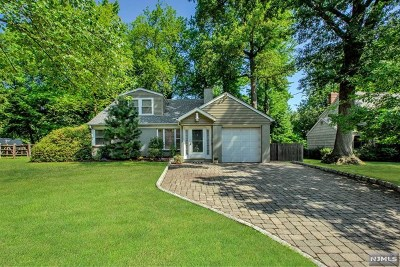 Tenafly Single Family Home For Sale: 1 Bennington Court