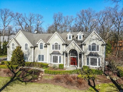 Franklin Lakes Single Family Home For Sale: 1003 Dogwood Trail