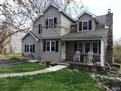 Denville Township Single Family Home For Sale: 33 Hillview Terrace