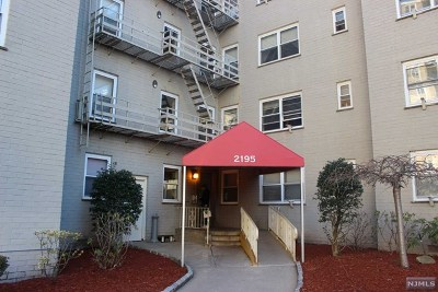 Fort Lee Condo/Townhouse For Sale: 2195 North Central Road #2g