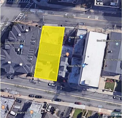 Cliffside Park Residential Lots & Land For Sale: 458 Palisade Avenue