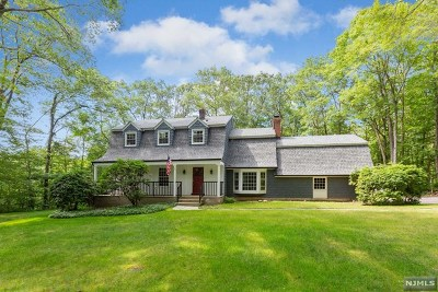 West Milford Single Family Home For Sale: 97 Greendale Drive