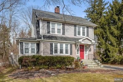 Madison Borough Single Family Home For Sale: 146 Central Avenue