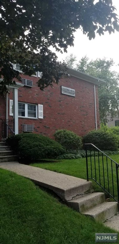 Teaneck Condo/Townhouse For Sale: 392 Terhune Street