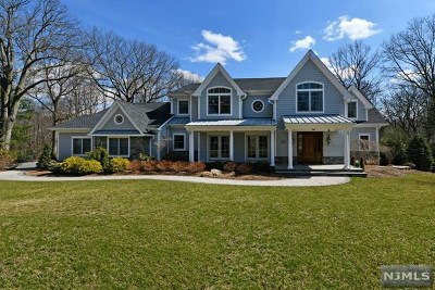 Allendale Single Family Home For Sale: 460 Mark Road
