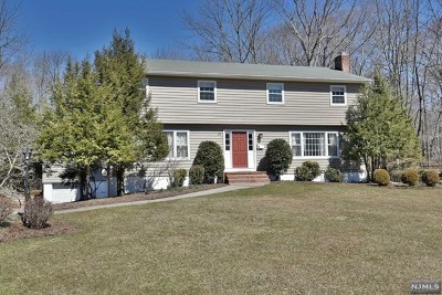 Allendale Single Family Home For Sale: 29 Linda Drive
