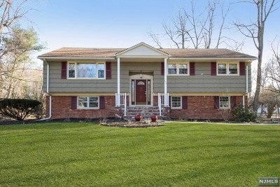 Wyckoff Single Family Home For Sale: 356 James Way