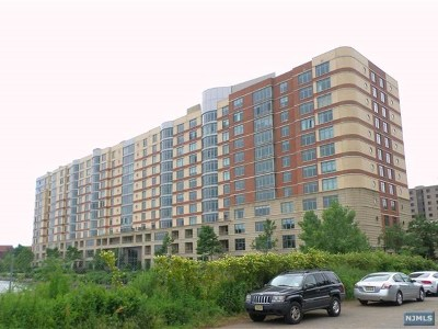 North Bergen Condo/Townhouse For Sale: 8100 River Road #318