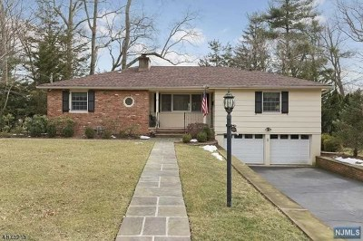 Madison Borough Single Family Home For Sale: 13 Lewis Drive