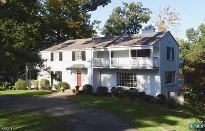 Madison Borough Single Family Home For Sale: 207 Woodland Road