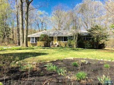 Morris County Single Family Home For Sale: 10 Stevens Avenue