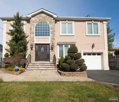 Elmwood Park Single Family Home For Sale: 27 Bellevue Avenue