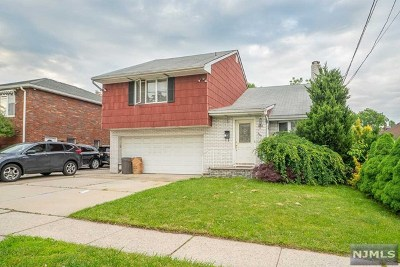 Hasbrouck Heights Single Family Home For Sale: 263 Washington Place