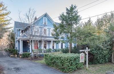 Ridgewood Single Family Home For Sale: 778 East Ridgewood Avenue