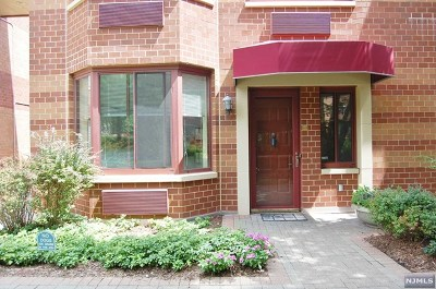 Fort Lee Condo/Townhouse For Sale: 100 Old Palisade Road #Pl15