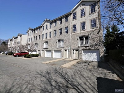 Hackensack Condo/Townhouse For Sale: 17 Zabriskie Street #1705