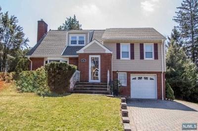 Oradell Single Family Home For Sale: 583 Schaefer Avenue