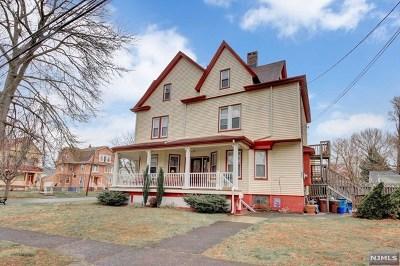 Rutherford Multi Family 2-4 For Sale: 231 Wood Street