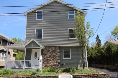Pompton Lakes Single Family Home For Sale: 143 Van Avenue