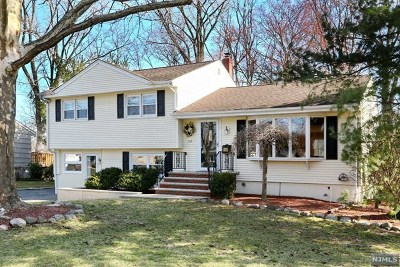 Glen Rock Single Family Home For Sale: 120 Chadwick Place