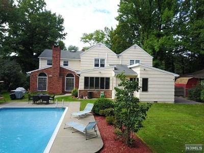 Tenafly Single Family Home For Sale: 378 Knickerbocker Road