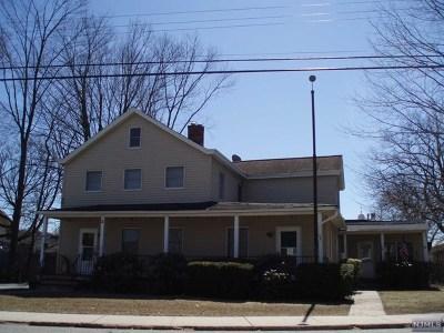 Pompton Lakes Multi Family 2-4 For Sale: 50-52 Colfax Avenue