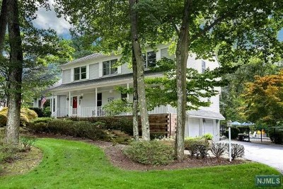 Ramsey Single Family Home For Sale: 12 Carriage Lane