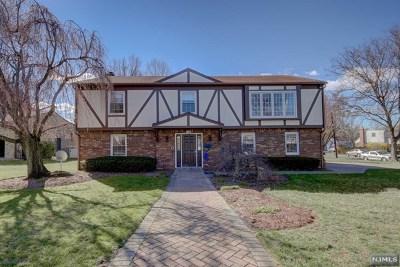 River Edge Single Family Home For Sale: 395 Mercer Avenue
