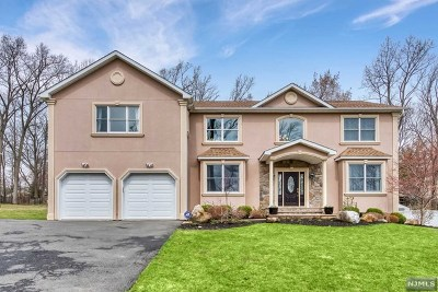 Woodcliff Lake Single Family Home For Sale: 59 Prospect Avenue
