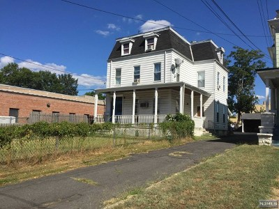 Hackensack Multi Family 2-4 For Sale: 328 Union Street