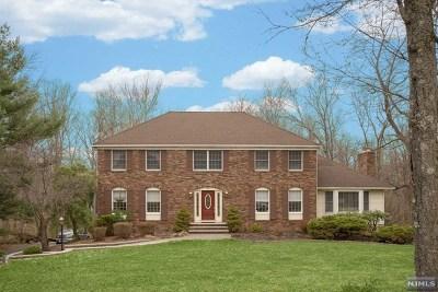 Washington Township Single Family Home For Sale: 23 Glen Ridge Drive