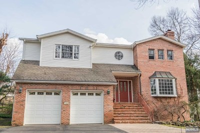 Closter Single Family Home For Sale: 180 Ruckman Road